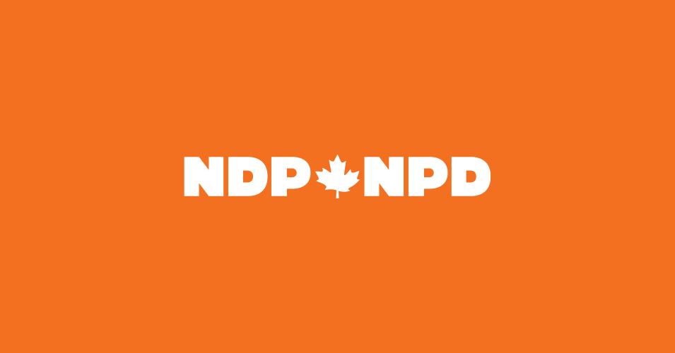 Logos Canadas Ndp