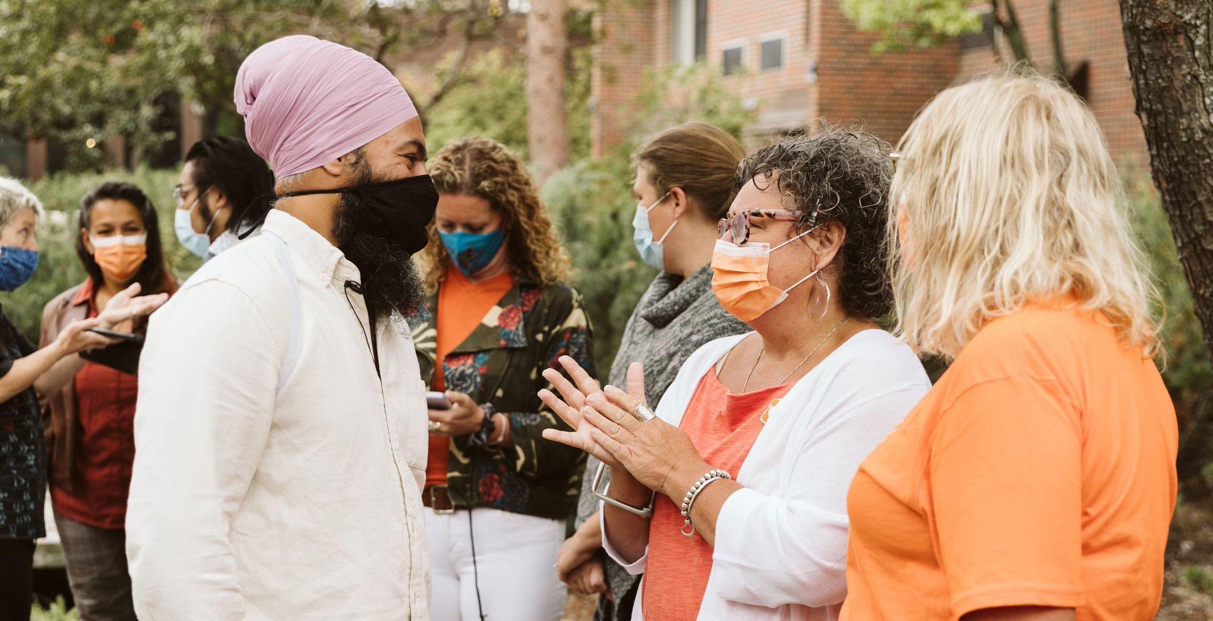 Meet & Greet with Jagmeet Singh in London West